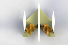 Dominik Bondicov - trimaran sa dva vijka - priprema za 3D print - 1 od 2 (Medium)