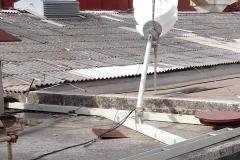 Bura strgala nasu vjetroturbinu u Brodotrogiru - 2 od 2