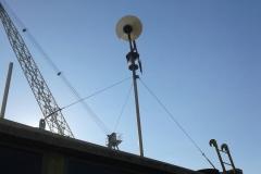 Mobilna vjetroturbina - monta+ża (3)
